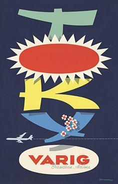 Affiche de Roland Ansieau (1960)