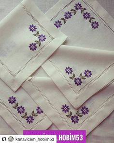 Home Trends 2020 Embroidery Stitches Tutorial, Embroidery Kits, Cross Stitch Embroidery, Bargello, Baby Knitting Patterns, Diy And Crafts, Applique, Design, Dish Towels