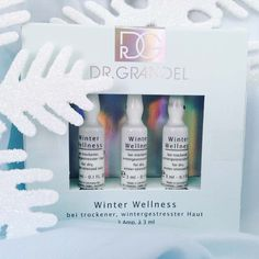 DR. GRANDEL Winter Wellness Ampullen  #drgrandel #winter #cream #creme #wintercare #daycare #skincare #care #cosmetic #cosmetics #beauty #beautiful #augsburg #germany #tipp