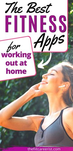No gym, no problem! If you need an effective home workout plan, look not further than these top 5 workout apps with HIIT workouts, plus a bonus free option! You'll be squatting your way to health in no time. Interval Training Workouts, Hiit Workout At Home, High Intensity Interval Training, Workout Videos, Fun Workouts, At Home Workouts, Body Boss Method, Fitness Goals, Fitness Tips