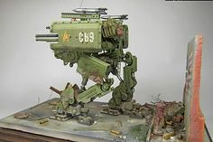 Dust walker by unknown modeler
