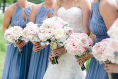 #Bridesmaidbouquets, Lauren and Seth's Wedding, #lakelanierislands