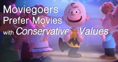 An annual box office study shows that in 2015 American moviegoers still preferred movies with strong conservative content or values over movies with strong liberal or leftist values, by more than. Study Office, Box Office, Conservative Values, Strong, Content, American, Movies, Top, Films