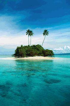 Remote Island - ANYWHERE!
