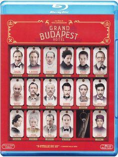 Grand Budapest Hotel: Amazon.it: Ralph Fiennes, F. Murray Abraham, Adrien Brody, Willem Dafoe, Jude Law, Bill Murray, Owen Wilson, Tilda Swinton, Wes Anderson: Film e TV