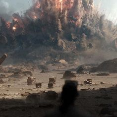 Jedha got freaking annihilated.