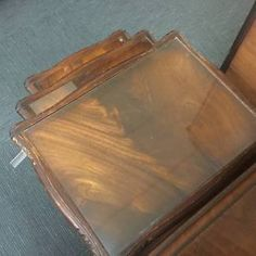 Nest of 3 Tables Antique Furniture, Nest, Tables, Antiques, Nest Box, Mesas, Antiquities, Antique