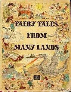 Fairy Tales from Many Lands | skullduggery library | TinyCat