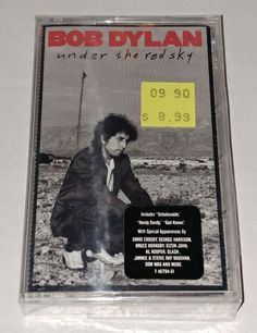 Under The Red Sky by Bob Dylan (Sep-1990, Columbia) | Music, Cassettes | eBay!