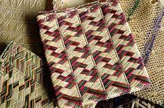 artesanato de palha de buriti