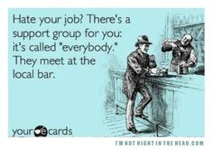 hate your job?