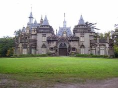 Naveira castle, Lujan, Argentina