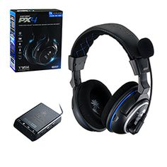 2PK PS4 Chat Talkback Cable Turtle Beach Ear Force Stereo Surround Sound Headset