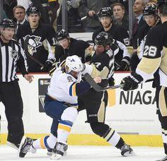 March 24, 2015 — Blues 3, Penguins 2, OT (Photo: Chaz Palla  |  Trib Total Media)