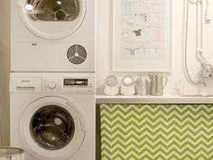 10 Chic Laundry Room Decorating Ideas