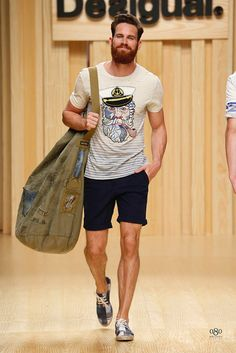 Barcelona Spring-Summer 2015 -- I will always love Spanish fashion I think it's in my blood lol LOVING THOUSE SHOES