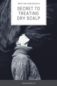 Symptoms of dry scalp include small white flakes (the small white flakes should not be confused with the large flakes caused by dandruff), frizzy hair, breakage, and hair fall. If you suffer from dry scalp, click the link to check out different dry scalp