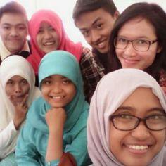 Team work Ramadhan moment