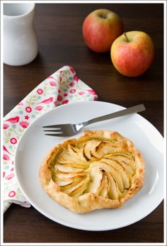 Baking with apples makes some of my most favorite pies and pastries. They are also easy available year round, although usually best in l...