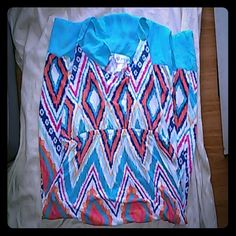 (CANMail10/27)maxi dress new Beautiful colors baby blue, dark blue, orange,  pink, &white. The material is soft&stretchy! Never been worn, been sitting in my moms closet. Dresses Maxi