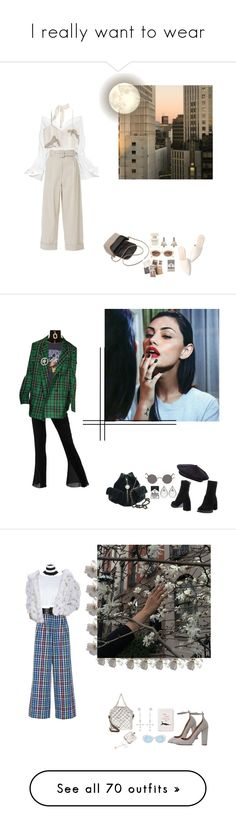 """""""I really want to wear"""" by liliakorobkina ❤ liked on Polyvore featuring Jacquemus, Paloma Wool, Isa Arfen, Annoushka, Elizabeth and James, Narciso Rodriguez, Karl Lagerfeld, Topshop, Dolce&Gabbana and J.W. Anderson"""
