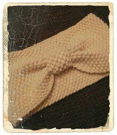 Bittamis Design: Lag et pannebånd selv Viking Alpakka Sport Mittens, Headbands, Reusable Tote Bags, Knitting, Hats, Design, Scarfs, Sport, Projects