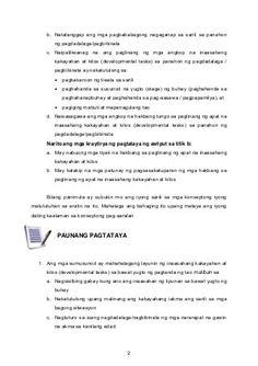 K TO 12 GRADE 7 LEARNING MATERIAL IN EDUKASYON SA PAGPAPAKATAO (Q1-Q2) Values Education, Learning, Studying, Teaching, Onderwijs