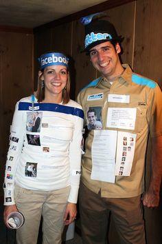 Last-Minute Halloween Costumes For Social Media Geeks | WeRSM | We Are Social Media
