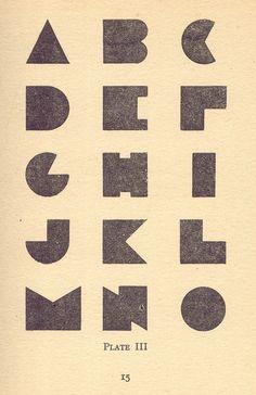 vintage lettering