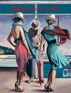peregrine heathcote paintings - Поиск в Google