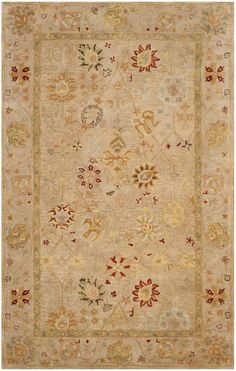 Antiquity AT859 Rug