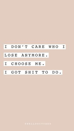 Positive Quotes, Inspiring Words, Self Care Quotes Motivacional Quotes, Mood Quotes, Positive Quotes, Best Quotes, Inspirational Quotations, Qoutes, Don't Care Quotes, Motivational Quotes For Health, Truth Quotes Life