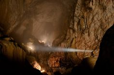 National Geographic.Natural Wonders in Asia. Hang Son Doong Cave, Vietnam