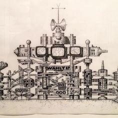 paul le quernec architectes cr che saverne graphisme pinterest graphisme cr che et. Black Bedroom Furniture Sets. Home Design Ideas