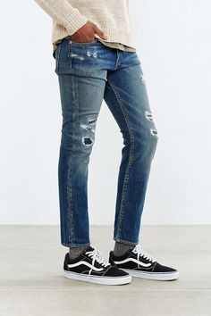 Levis 510 Coburns Cut Skinny Jean - Urban Outfitters