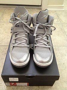 Air Jordan Grey High Tops