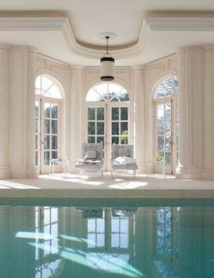 Luxury Swimming Pools, Luxury Pools, Indoor Swimming Pools, Dream Pools, Lap Pools, Lap Swimming, Backyard Pools, Pool Decks, Pool Landscaping
