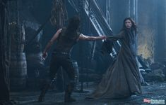 Underworld: Rise of the Lycans - Sonja & Lucian