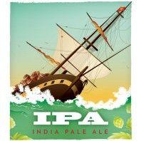 Arcadia Brewing Company - IPA - Featured Beer August 2016 #ipa #acradia #beer #craftbeer #gift