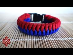 Thick Snake Knot Viceroy with Buckles Paracord Bracelet Tutorial - YouTube Snake  Knot Paracord bc7efea73