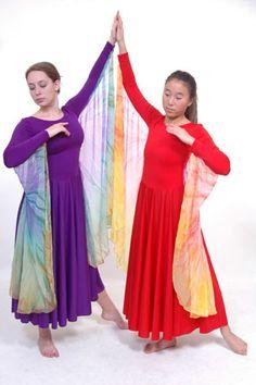 Wings Aloft Dance Dress (SP WC WP D)