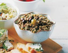 Tupperware Recipe -Olive Tapenade Spread with Chop 'N Prep™ Chef Ingredients 8 oz. Kalamata olives, pitted and drained 2 anchovy fillets, rinsed (optional) 1 clove garlic 2 tbsp. capers 2-3 f…