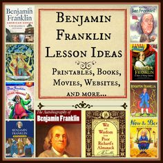 Benjamin Franklin Lesson Ideas