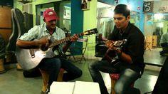 Ab Mujhe Raat Din - Sonu Nigam - Guitar cover By Dharmesh Soni