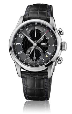 Oris RAID 2012 Chronograph Limited Edition - 01 677 7603 4084-Set LS - Oris RAID - Oris - Purely mechanical Swiss watches.