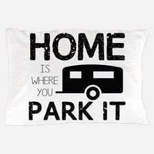 Home Is Where You Park It Bedding