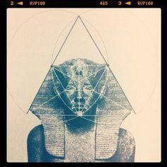 Triángulo egipcio