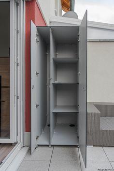 wetterfester gartenschrank einfach im regen stehen lassen gartenschrank balkonschrank. Black Bedroom Furniture Sets. Home Design Ideas