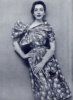Paquin (Couture) 1953