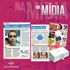 Imprensa-Novidades – Jeunesse Global Brasil  Ageless Jeunesse Melhor produto do Brasil http://brasil.storelatina.com/jeunesse